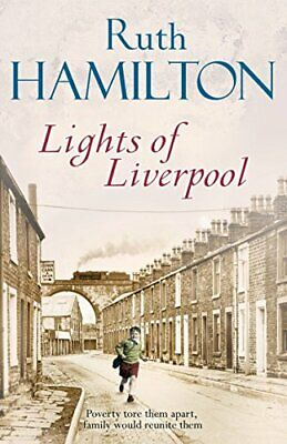 Lights of Liverpool by Hamilton, Ruth Book The Cheap Fast Free Post