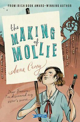 The Making of Mollie by Carey, Anna Book The Cheap Fast Free Post