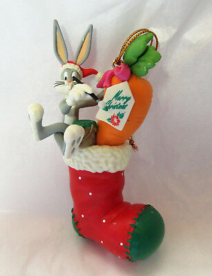 Looney Tunes ~ Bugs Bunny ~ Christmas Ornament