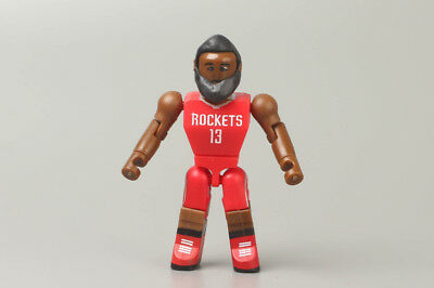 NBA C3 Houston Rockets James Harden Individual 2.5in. Minifigure