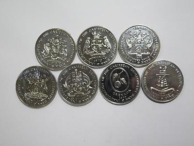 Grow More Food For Mankind $4 Dollars F.a.o. Cn Crowns World Coin Collection Lot