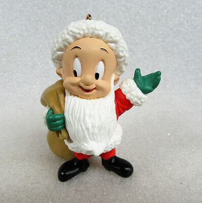 Hallmark Looney Tunes ~ Elmer Fudd ~ Loose Christmas Hanging Ornament