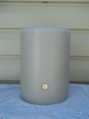 Partylite Tranquility 6 X 8 EXTRA LARGE 3 Wick Lavender Candle ~ Now Retired