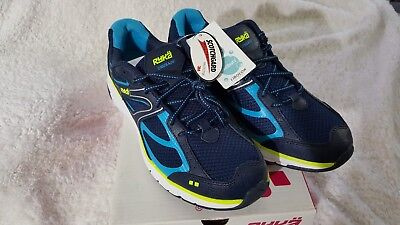 Women/'s Ryka Approach White Gold Coral D2105L1100 Training Shoes New In Box