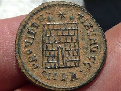 """Nice Uncleaned Roman Coin """"Desert Patina"""" - Constantine The Great"""