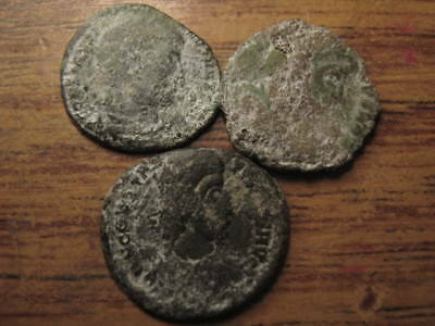 Ancient roman coins lot 38