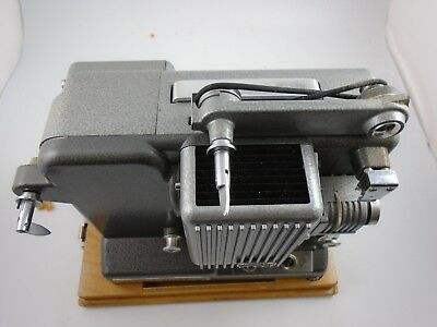 Vintage Plank - Noris 8 - Super - 50 - Film Projector - With Carry Case