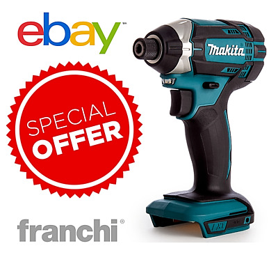 Makita Dtd152Z 18V Lxt Impact Driver  Body Only New 2017 Model!!