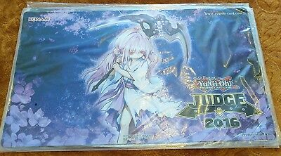 Ghost Reaper & Winter Cherries playmat - Judge Travel Assist 2016 mat - sealed