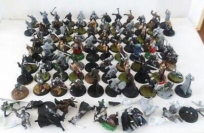 games workshop  Lord of the rings 100 damaged plastic figures