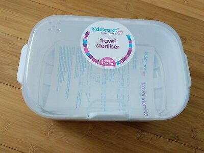 Travel steriliser Kiddicare