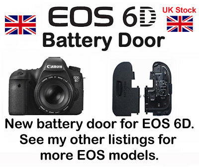 Battery Door for Canon EOS 6D  NEW