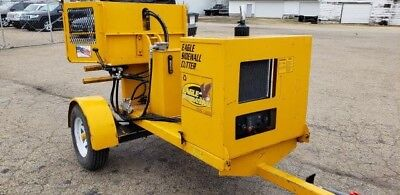 Eagle Portable Sidewall Tire Cutter for Truck  Tire   Recycling   Machine