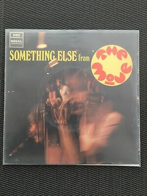"""7"""" The Move – Something Else From The Move RARE UK 1968 EP - M-/M-"""