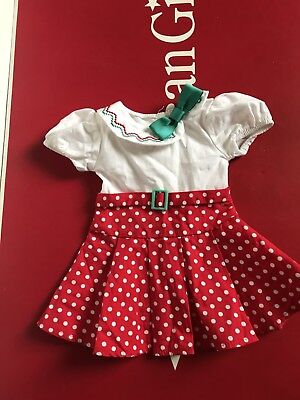 American Girl Kit Reporter OUTFIT ONLY Dress