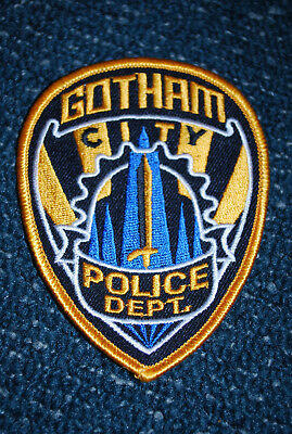 Gotham City  Police Dept. - Batman - Aufnäher - Patch