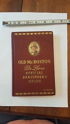old mr boston bartenders guide 1940s edition