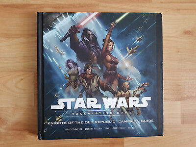 Star Wars Saga Edition Knights of the Old Republic Campaign Guide WotC