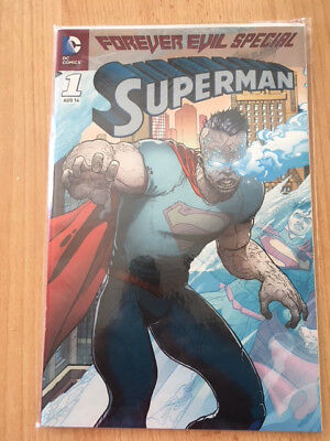 """Superman """"Forever Evil Special Nr. 1"""", Panini 08/2014, sehr guter Zustand"""