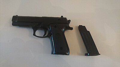 Airsoft Softair G.22 Zync Alloy Shell Cal. 6mm inkl. Munition