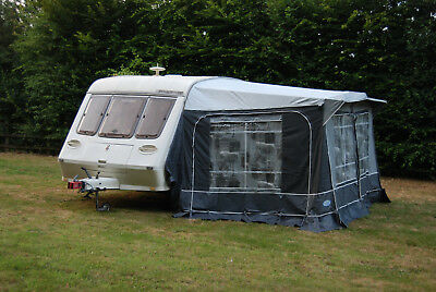 Fleetwood Colchester 1150/2 caravan with Awning
