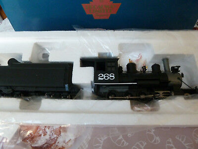 Broadway Limited D&RGW C-16 278 2-8-0 in 0n30 Digi./Sound in OVP an