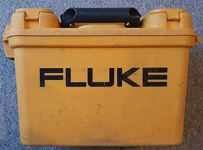 Fluke C1600 Carry Case for Multifunction MFT 1651/1652/1653/1654 / PAT Tester