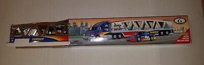 1999 Sunoco Car Carrier Collector's Edition in Original Box, 6th of a Series