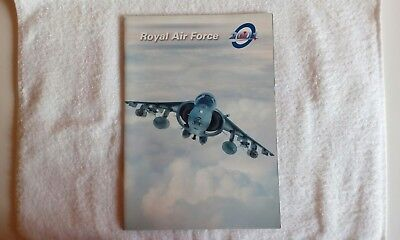 Royal Air Force 2001 Magazine