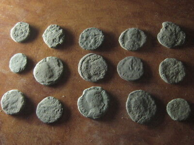 Ancient roman coins lot 7