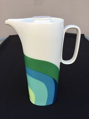 "Block Langenthal ""Transition"" Coffee Pot 1970's"