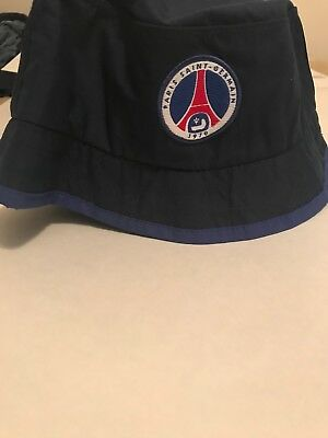 PARIS SAINT GERMAIN Nike Bucket Hat  Navy ceb4165f906