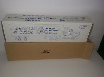 1998 Sears Holiday Box Truck sampler Truck TMT New in BOX, 1 of 1004
