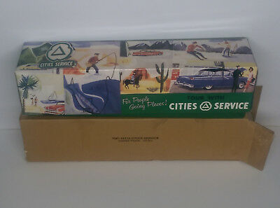 2000 CREDIT CARD ISSUE CITIES SERVICE TANKER  1 OF 6840 New in Box