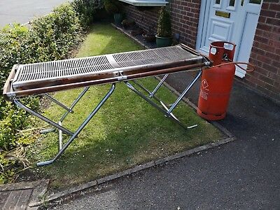 Cinders Catering Propane Gas Barbecue Bbq Used