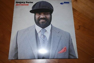 """GREGORY PORTER REVISITED Record Store Day Single RSD red Vinyl 7"""" Blue Note 2014"""