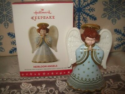 Hallmark Heirloom Angels #1 In Series 2016 Christmas Keepsake Ornaments