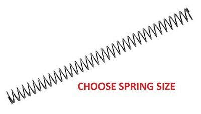 Recoil Springs For Smith & Wesson Stainless Guide Rods Models SD9 SD40 VE