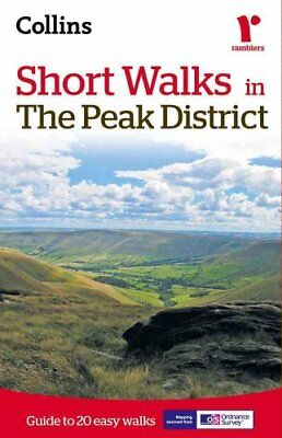 Short walks in the Peak District by Collins Maps 9780007555031 (Paperback, 2014)