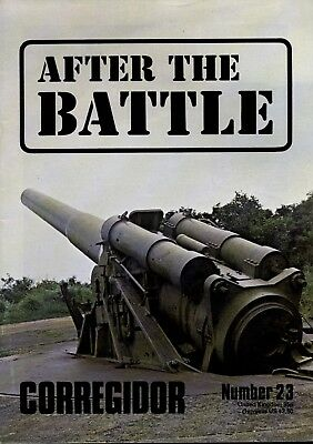 After the Battle Magazine Issue 23 Corregidor