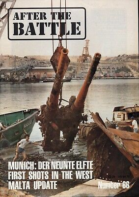 After the Battle Magazine Issue 66 Munich: Der Neuntle Elfte