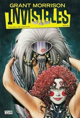 The Invisibles Book One by Grant Morrison 9781401267957 (Paperback, 2017)