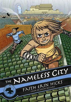 The Nameless City by Faith Erin Hicks 9781626721562 (Paperback, 2016)
