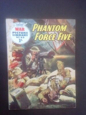 War Picture Library Comics