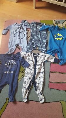Bundle Next Baby Boy Grow Clothes Newborn Up To 1 Month