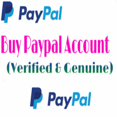 verfied paypal accounts
