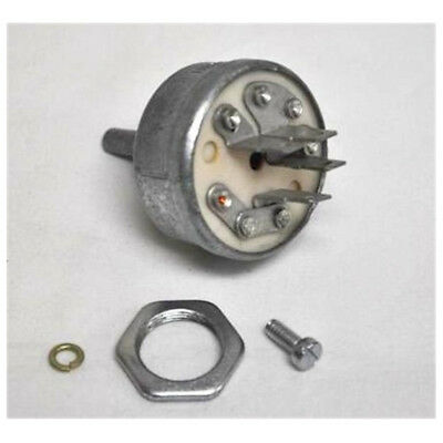 Miller 176606 Ignition Switch, 4 Position W/out Handle