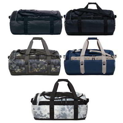 North Face Base Camp Duffel Bag Large Waterproof Holdall Mens Womens