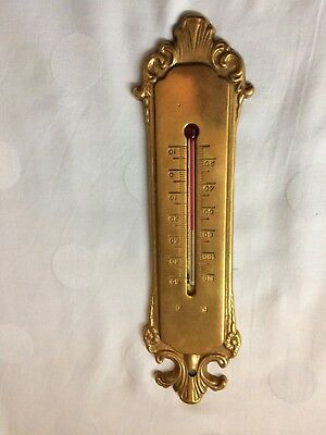 Messing-Thermometer
