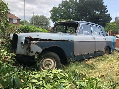 1964 Wolseley 6/110 Mk1 Shell stored since the 1980s 6110